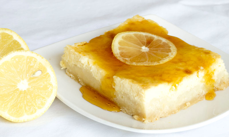 receta cheesecake de limon